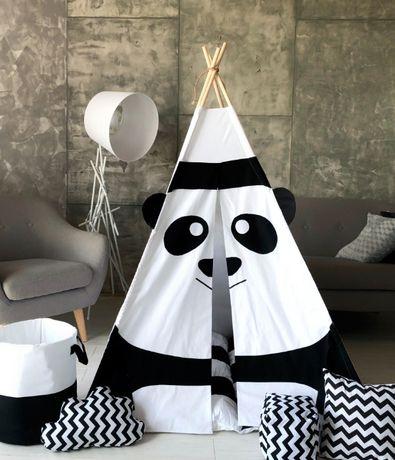 В наличии. Вигвам, палатка, детский домик. панда. Без предоплаты