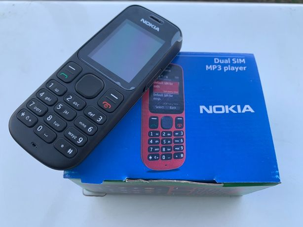 Мобильный телефон Nokia 101 Dual Sim (новый в пленке оригинал)