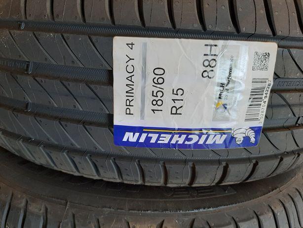 Летние шины новые Michelin Primacy 4185/60 R15  88  H
