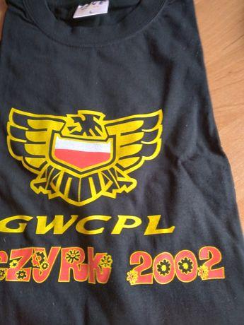Koszulki nowe ze zlotu harlej Davidson sopot 2001 i koszulki ze zlotu