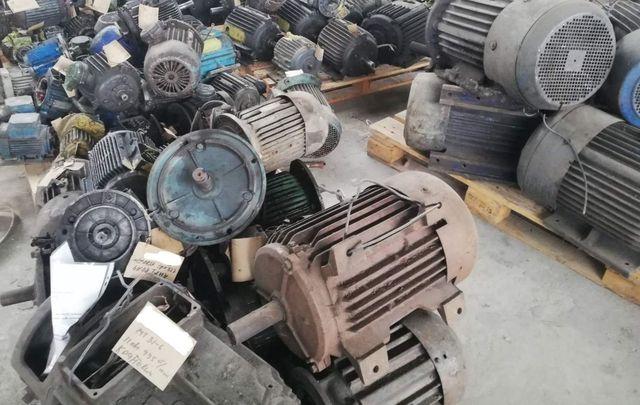 Металлолом лом электродвигателя электродвигателей