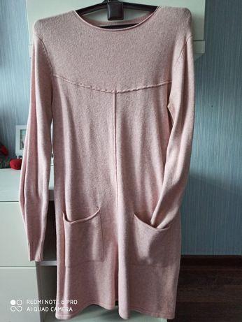 Платье теплое Италия