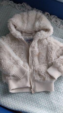 Курточка меховушка 2-3 года