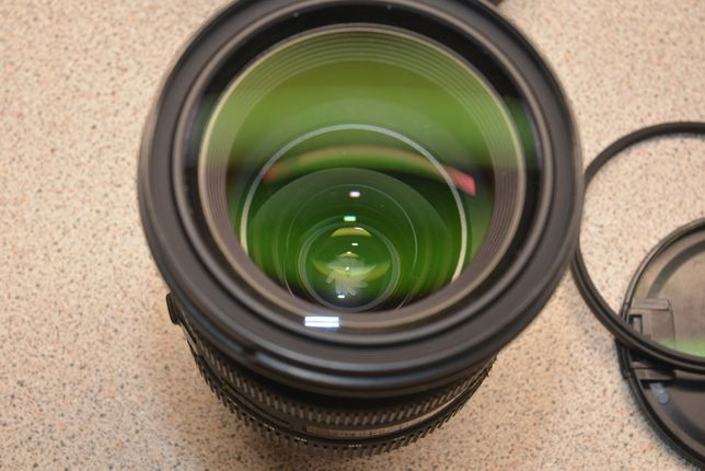 Obiektyw Sigma 24-70 mm F2.8 IF EX DG HSM do NIKON + Filtr HOYA hmc 82