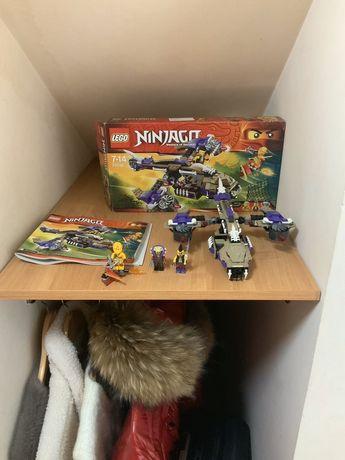 Lego ninjago 70746 (Атака на вертольоті Кондрая)