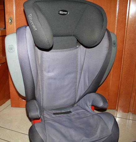 Fotelik samochodowy dziecięcy firmowy Romer Britax 15-36 kg