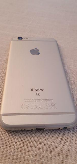Telefon iPhone 6S Silver 64GB . Cały zestaw.