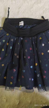 Spódniczka tiulowa Sweety  roz.80
