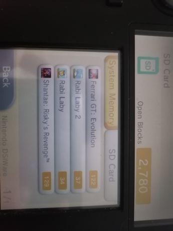 Zamienię konsola Nintendo 2DS (dużo gier)