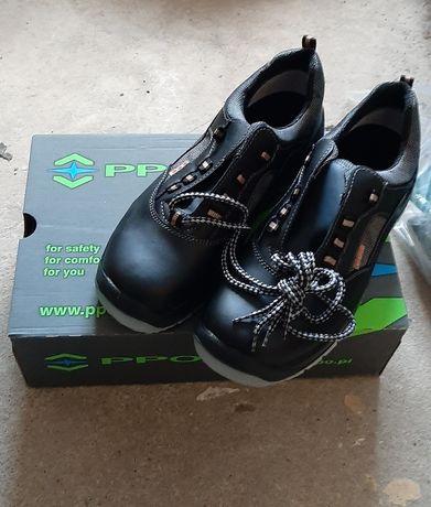 OKAZJA !!! Nowe buty pełne robocze bezpieczne rozmiar 44