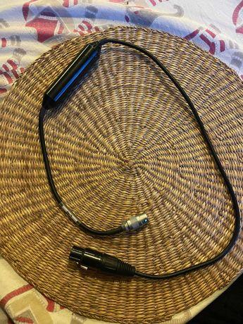 Audio Ltd phantom booster (plug on) do mikrofonow 48vph