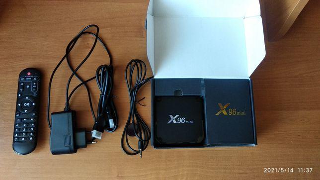 X96mini 2/16GB android