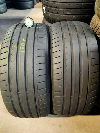 2X 245/40R19 Dunlop Runflat 2011, 5,5mm Faktura Gwarancja ADIGO