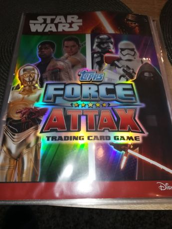 Album z kartami Star Wars