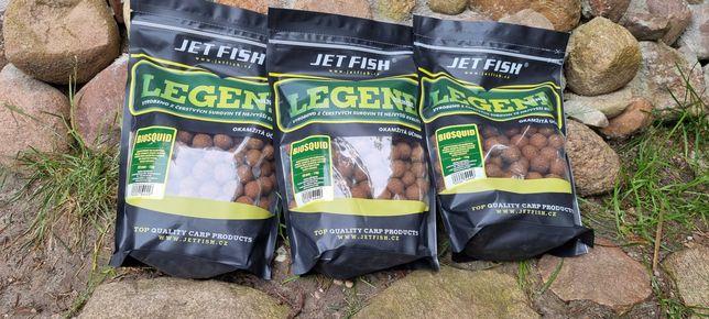 Kulki proteinowe Biosquid ,karpie, 2 x 1 kg 20 mm plus 1 kg gratis