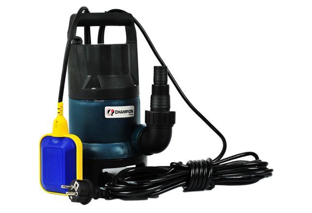 Pompa Do Wody Brudnej Szamba 3150W + PŁYWAK - F.VAT