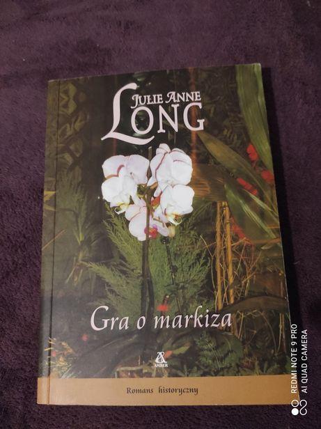 "Julie Anne Long ""Gra o markiza"""