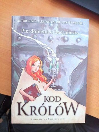 Kod Królów-książka dla dzieci i młodzieży
