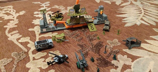 Ігрові набори Matchbox Battle kings