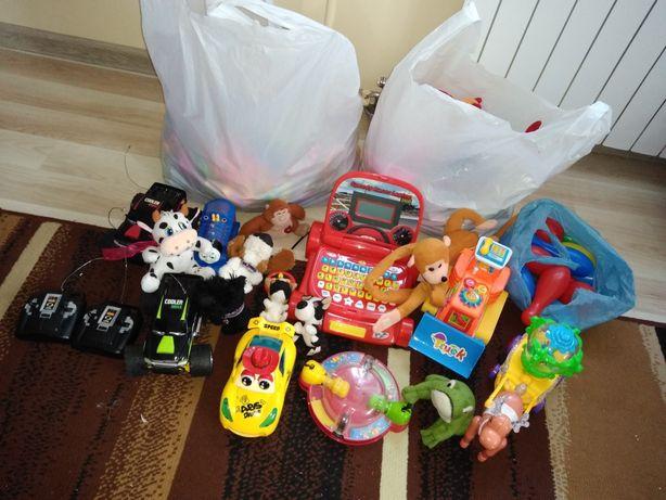 Sprzedam różne zabawki ok 10kg