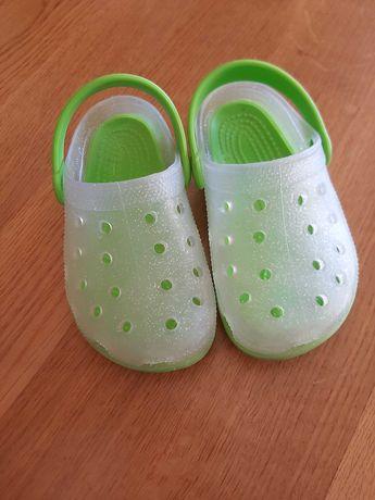 Crocs/sandalia da chicco tamanho 25