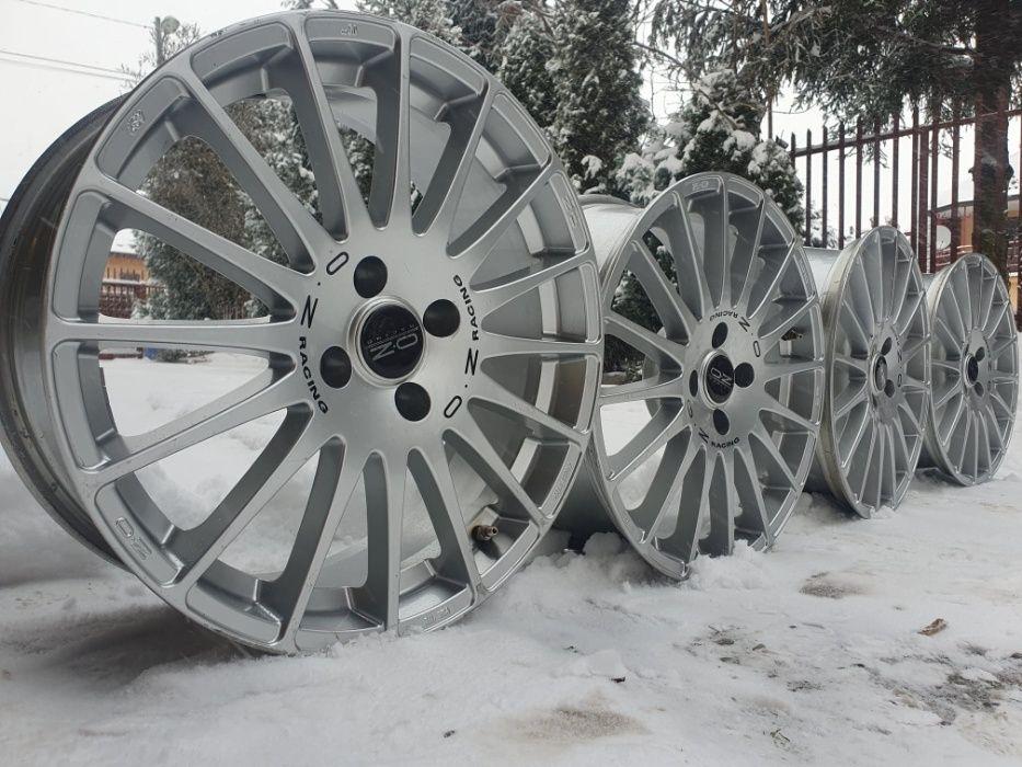 "Felgi aluminiowe OZ SUPERTURISMO GT 7Jx18"" 4x108 65,1 Citroen Peugeot Biały Kościół - image 1"
