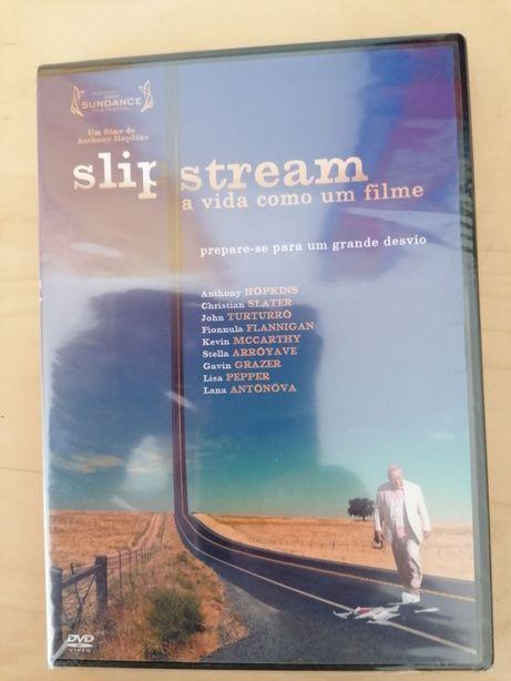 DVD Slip Stream A Vida Como um Filme SELADO