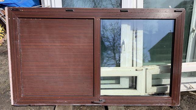 Drzwi balkonowe Drzwi tarasowe Okno balkonowe. DOBRY STAN! CIEPŁE!