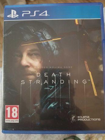 Dead stranding  и Mafia 3