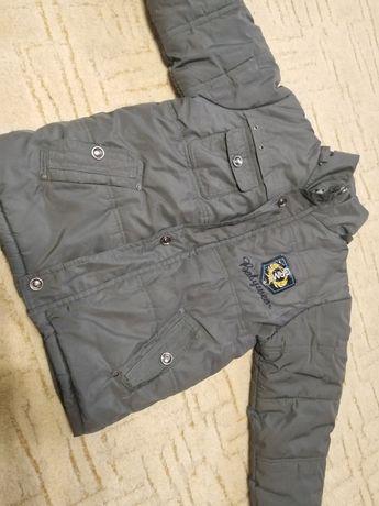 Куртки на хлопчиків