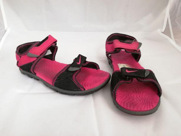 Buty sandały skórzane Nike r.35, wkładka 22cm
