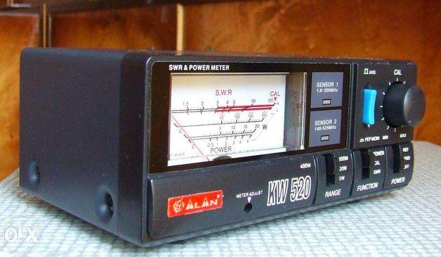CB - Strojenie anten - montaż zestawów