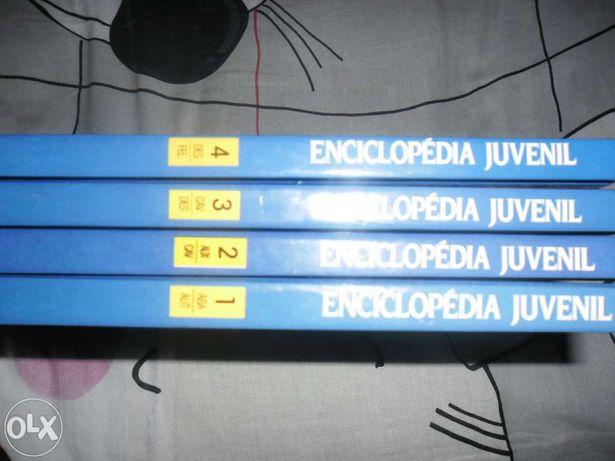 Enciclopedia juvenil portes incluidos
