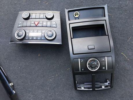 Mercedes GL x164 Panel Klimatyzacji kpl