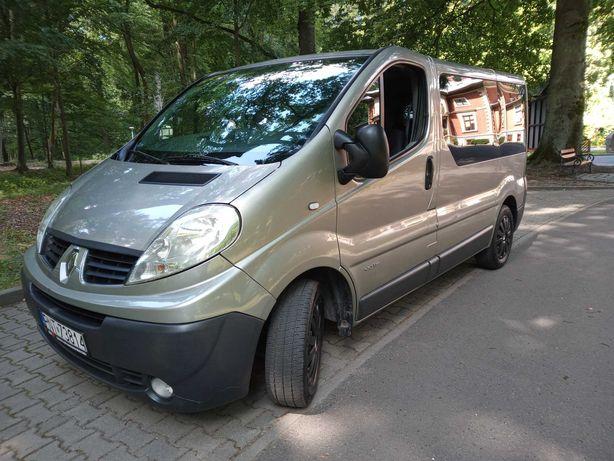Renault Trafic 2.0dCi 115KM 9osobowy Passenger Klimatyzacja Elektryka