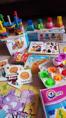 Іграшки пакет Монтессорі