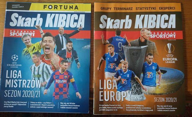 Skarb Kibica Liga Mistrzów Liga Europy 2020/2021