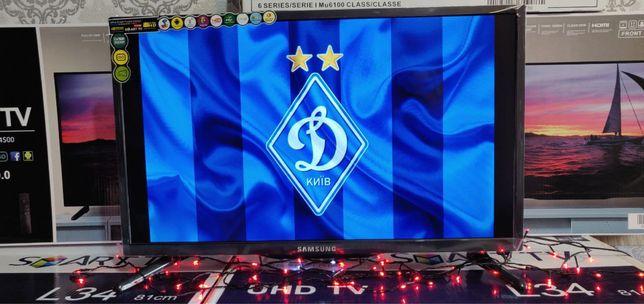 "Телевизор Samsung 34 42"" SmartTV Гарантия 2 года Android 9 T2 +Подарок"
