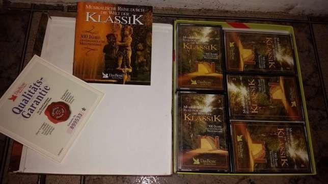 Kasety Musikalische Reise Durch Die Welt Der Klassik