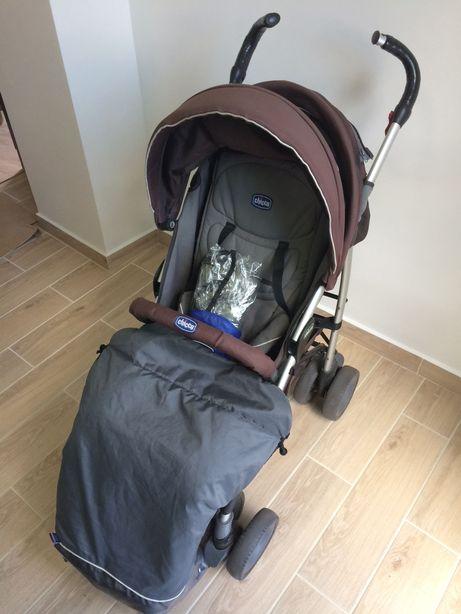 Wózek, spacerówka, sportówka ,parasolka dla dziecka. Chicco.