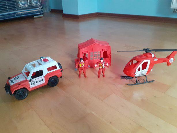 Zestaw Ratunkowy Rescue DUŻY