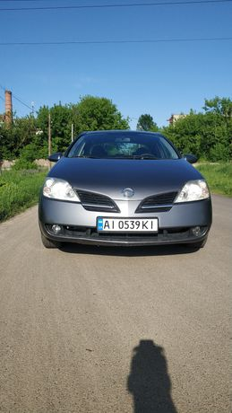 Nissan primera p12 2005, 1.6