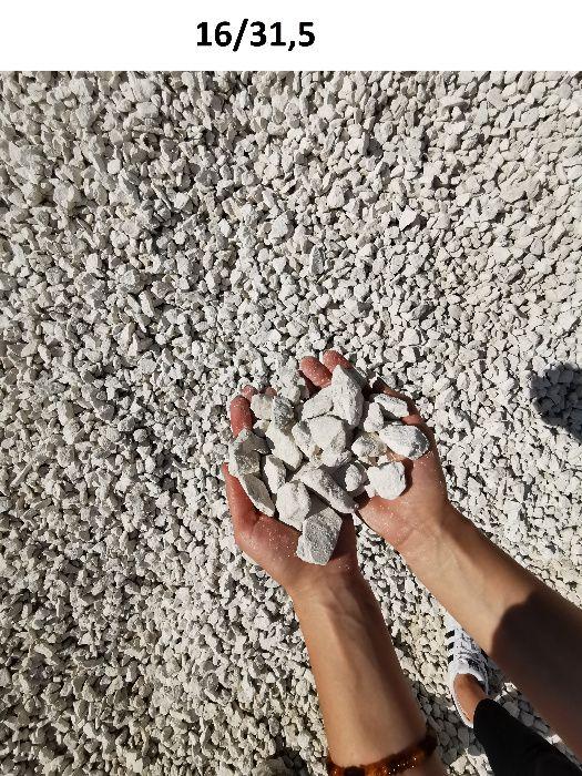 Żarnów - Kamień drogowy Kruszywo pod kostkę Kliniec Ziemia Wapno