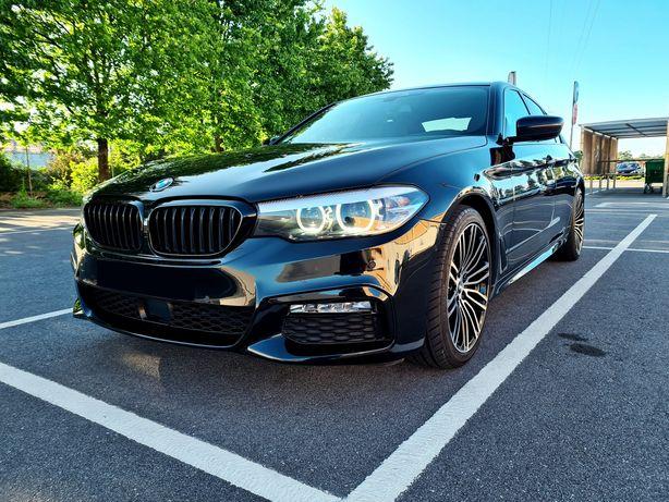 BMW 520d Pack M original interior/exterior