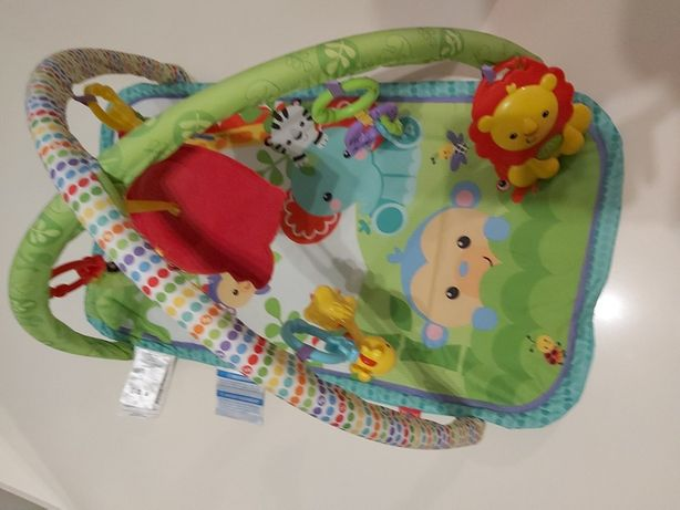 Fisher Price, mata interaktywna Rainforest Friend