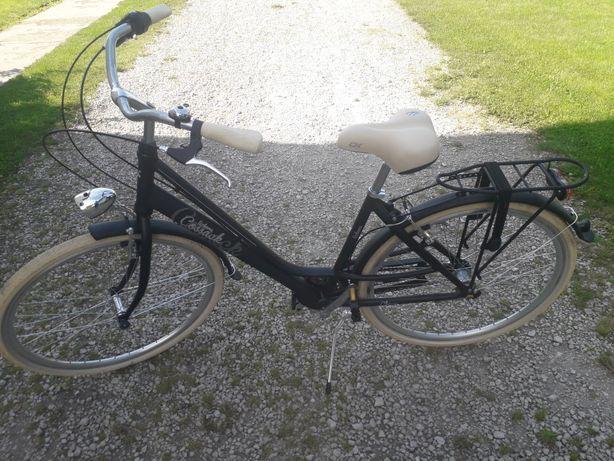 Rower damka miejski nowy COSSACK 28 cali