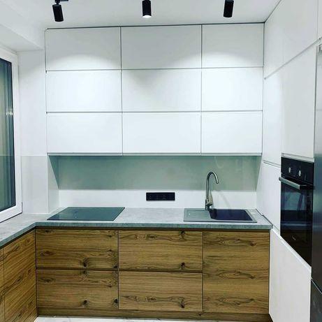 Кухні, шафи-купе, пенали, гардеробні, корпусні меблі на замовлення
