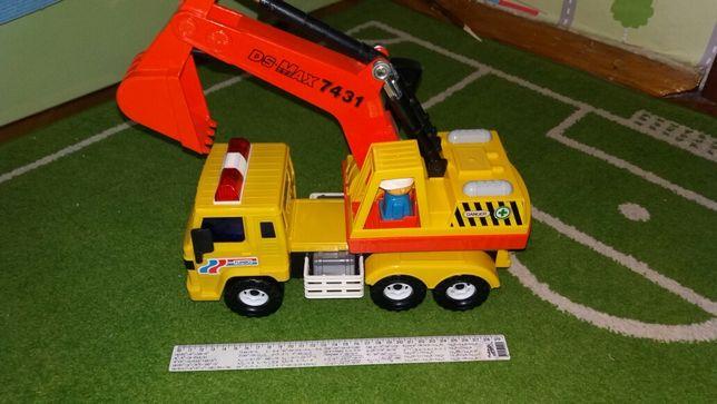 Бульдозер трактор инерционый машинка