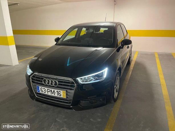 Audi A1 Sportback 1.6 TDi S tronic