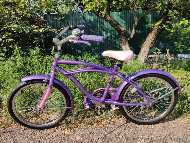 """Круизерный велосипед 20 """"BRATZ GIRLS"""""""